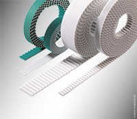 OPTI Timing belts - open-ended, extruded polyureth