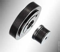 OPTIBELT Ribbed Belt Pulleys